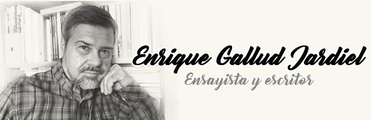Enrique Gallud Jardiel