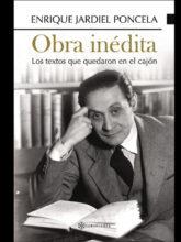 Edición de «Obra inédita. Los textos que quedaron en el cajón», de Enrique Jardiel Poncela