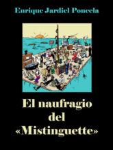 Edición de «El naufragio del Mistinguette», de Enrique Jardiel Poncela