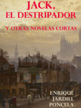Edición de «Jack, el destripador y otras novelas cortas», de Enrique Jardiel Poncela