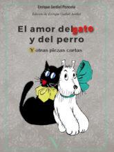 Edición de «El amor del gato y del perro y otras piezas cortas», de Enrique Jardiel Poncela