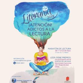 Presentación de Literania 2019