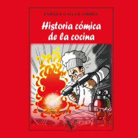 Entrevista sobre «Historia cómica de la cocina» (Radio Nacional)